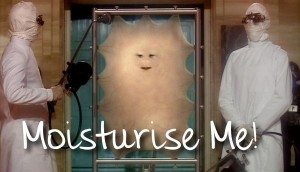Moisturise Me, I'm on Roaccutane!