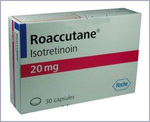 Roaccutane-Isotretinoin